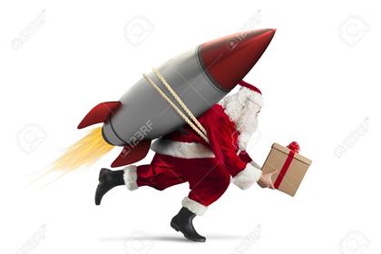 83592291-entrega-rápida-de-regalos-de-navidad-listos-para-volar-con-un-cohete-aislado-sobre-fondo-blanco