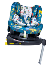Cosatto ISOFIX auto sedište All in All 0+123 rotate One World Paloma Faith