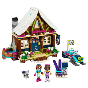 Lego Friends - Snow Resort Chalet Set 41323