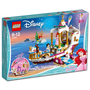 Lego Disney Ariel's Royal Celebration Boat 2018