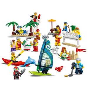 Lego City - Fun At the Beach 60153