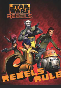 Sveska Star Wars A5 Rebels