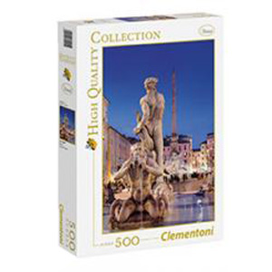 Puzzle Clementoni 500 pcs Kollection