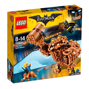 Lego 70904 Batman Movie - Clayface Splat Attack