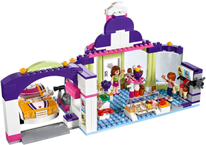 Lego Friends - Heartlake Frozen Yogurt Shop