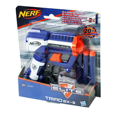 Nerf Elite N-Strike Triad EX-3 A1690