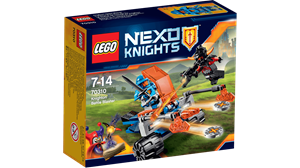 Lego 70310 Nexo Knights - Knighton Battle Blaster