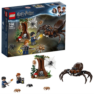 Lego Harry Potter Aragogs Lair