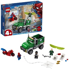 LEGO SUPER HEROES VULTURES TRUCKER ROBBERY