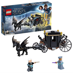 Lego Harry Potter Grindervaldov beg