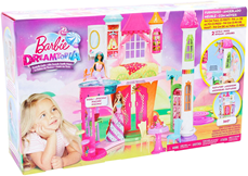 Barbie Dreamtopia Sweetville Zamak DYX32
