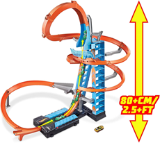 Hot Wheels staza Sky Crash Tower