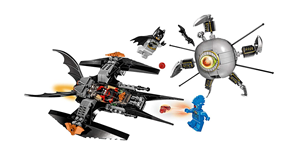 Lego Super Heroes Batman Brother Eye Takedown