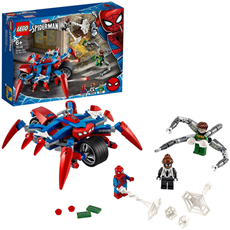 Lego Superheroes Spiderman vs Doc Ock