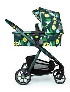 Cosatto kolica za bebe 2u1 Giggle Quad Travel Sistem Into The Wild