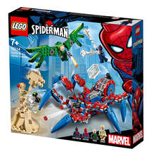 LEGO SUPER HEROES SPIDERMAN CRAWLER 76114