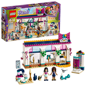 Lego Friends, Andreas accessories store