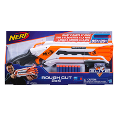 NERF N-STRIKE ELITE ROUGH CUT 2X4 ISPALJIVAČ A1691