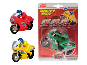 Motor power bike  14 cm.