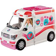 Barbie ambulantna kola