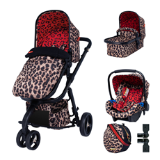 Giggle 3 3u1 Hear Us Roar Premium set