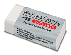 Faber-Castell gumica dust free