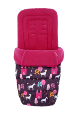 Cosatto footmuff Unicorn Land