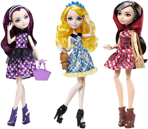 Lutka Ever After High Raven