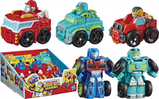 Transformers Mini Racers