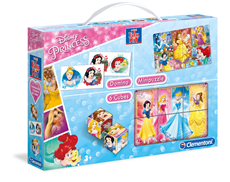 Mini Edu Kit 3 u 1 Disney Princess 3+