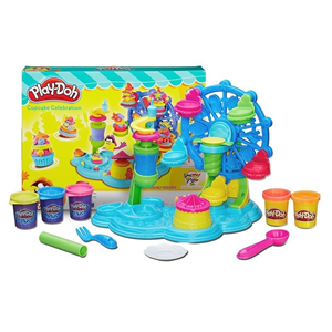 Play Doh set Cupcake