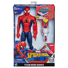 Figura Spiderman Titan Hero Hasbro E3552