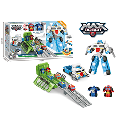 Robot transformers set 71 cm