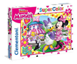 Super Color puzzle 104 Minnie Mouse 5+