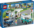 LEGO CITY TURBO WHEELS SERVICE STATION