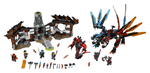 Lego 70627 Ninjago - Dragon's Forge