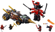 Lego Ninjago Kole's Earth Driller