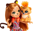 Enchantimals lutka Cherish Cheetah